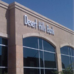 Construction Management Services for Desert Hills Bank in Peoria